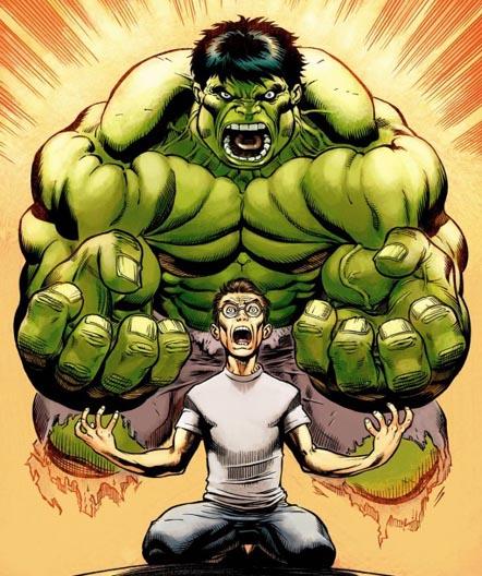 Hulk - Marvel