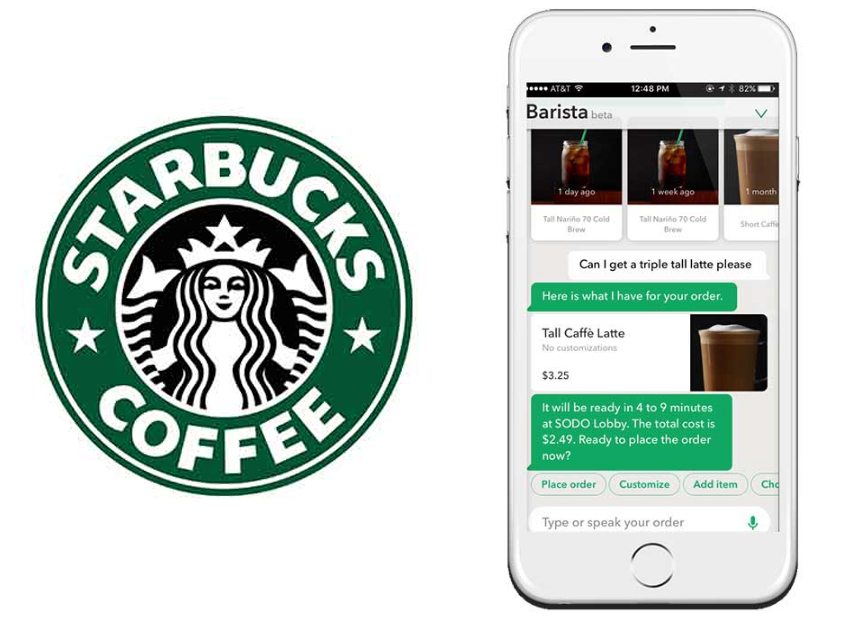 Starbucks Chatbot